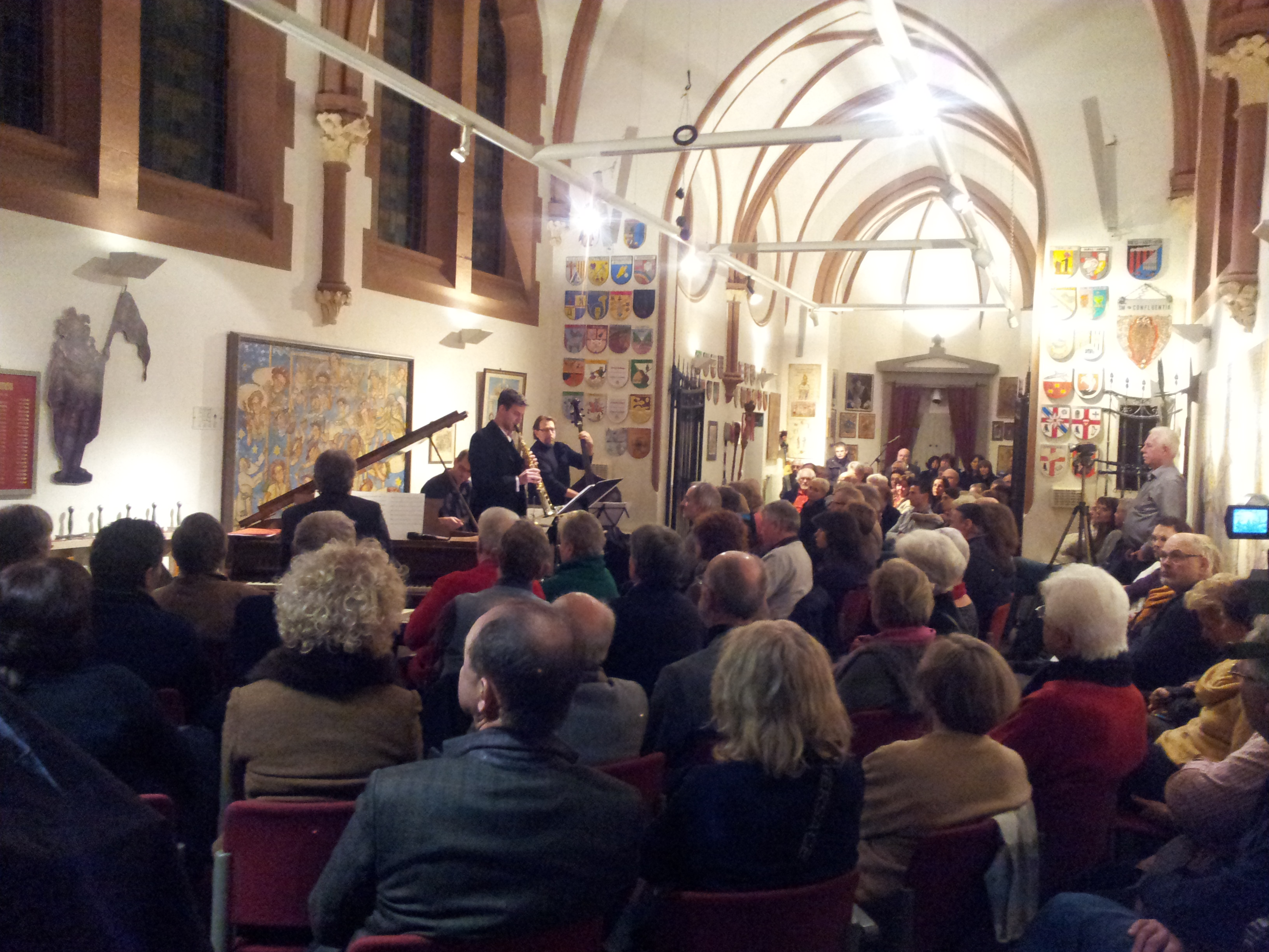 Konzertveranstaltung in der Schlaraffenburg